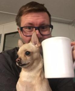 kaffe chihuahua