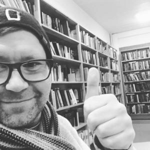 kåt bibliotikarie
