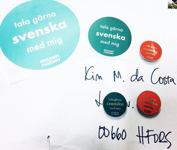tala gärna svenska med mig