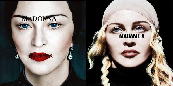 madonna madame x recension