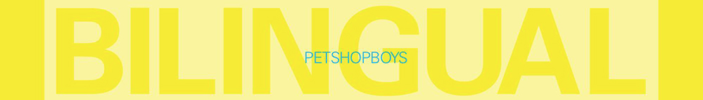 Retro: Pet Shop Boys – Bilingual